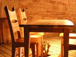 Reiver Range Scottish hardwood furniture